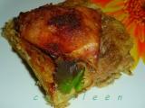 Kuře na bábě recept