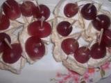 Hermelínová chuťovka 1 recept
