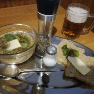 Rychlá a jednoduchá chlebová polévka recept