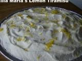 Villa Maria's Lemon Tiramisu recept