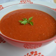 Dietní rajčatová polévka recept