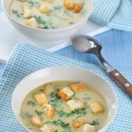 Babiččina květáková polévka recept