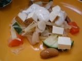 Osvěžující salát s fazolí recept