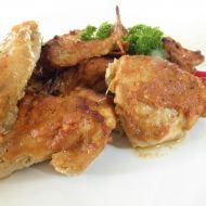 Pikantní kousky z kuřete recept