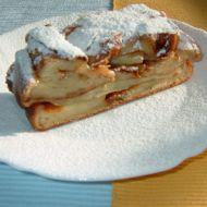 Vánočka s jablky z domácí pekárny recept