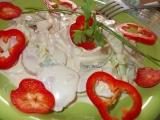 Klobáskový uleželý salátek pikant recept