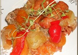 Staročeské balíčky  dělená strava (zvířátka) recept