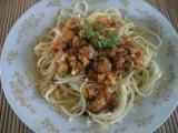 Těstoviny se zeleninou recept