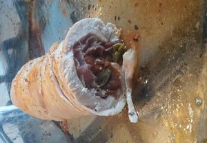 Italská kuřecí roláda