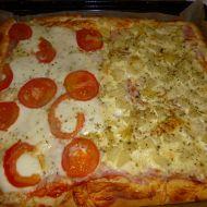Výborné pizza těsto recept