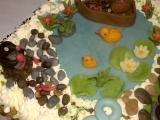 Narozeninový dort 2 recept