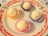 Kuličky Rafaello s lískovými oříšky recept