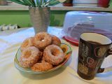 Základní Donuts  Donut maker recept