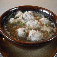 Knedlíčková polévka recept