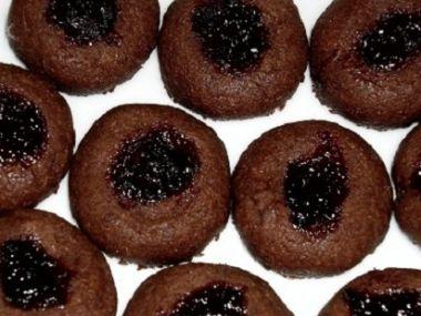 Kakaové koláčky od babičky