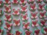 Jabloňové květy recept