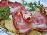 Gratinované bylinkové brambory s uzenou krkovičkou recept ...