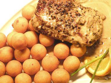 Recept Domácí bramborové krokety