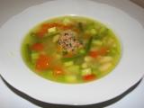 Zeleninová polévka s pestem (Soupe au Pistou) podle Julie Child ...