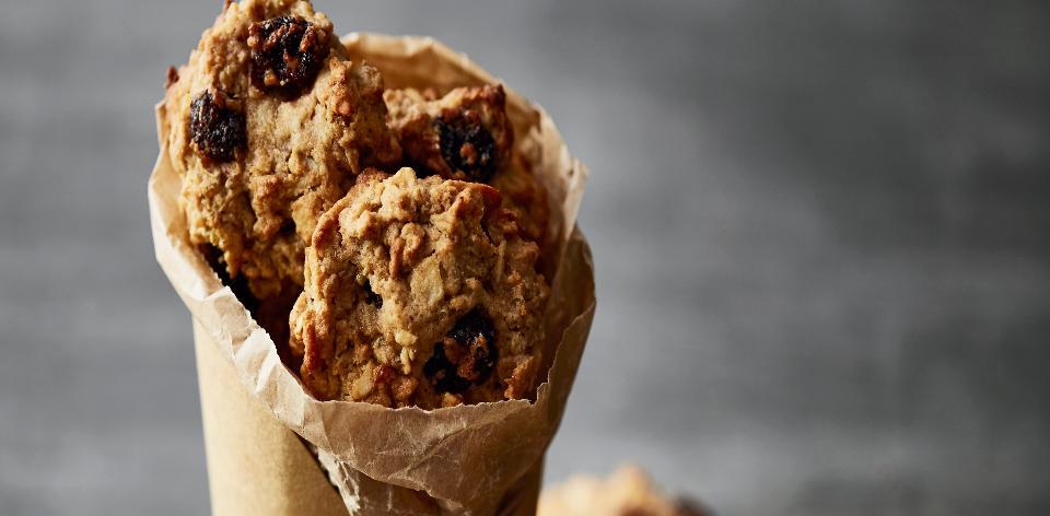 Sušenky s quinoou