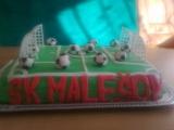 Fotbalové hřiště konec sezony 2012/13 recept