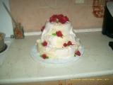 Svatební dort recept