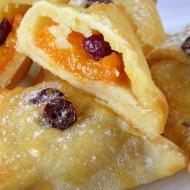 Meruňkové šátečky recept