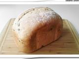 Ječný chléb recept