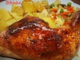 Adžiková kuřecí stehna recept