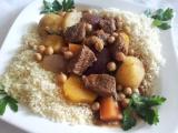 Kuskus ala Maroko recept