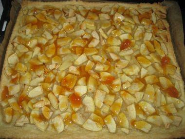Výborný jablečný koláč