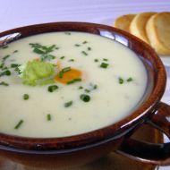 Cuketová polévka s celerem recept