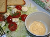 Mixed Up Salat Pro I. recept