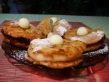 Bramboráčky s ovocem recept