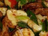 Hermelínové kuřecí nudličky recept