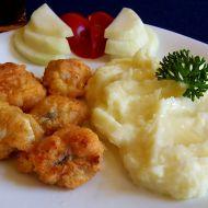 Smažené kuřecí pusinky recept