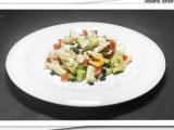 Těstovinový salát s fetou recept