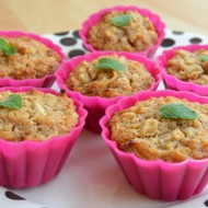 Jablečné muffiny s medem recept