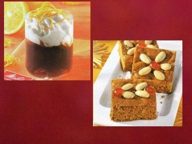 Hot Caribbean a medový koláč