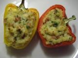 Jáhlové papriky recept