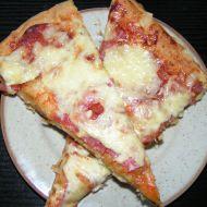 Pizza narychlo recept