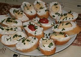 Pomazánka z kozího sýru recept