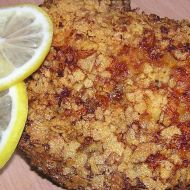 Cornflakesové řízky recept