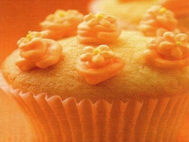 Cupcake Meruňka