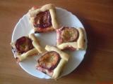 Podzimní křehký koláč recept