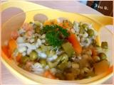 Mungo salát recept