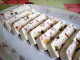 Sýrová pochoutka pro obložené mísy recept