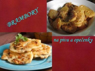 Levné recepty z brambor 2