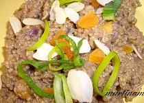 Vojtův mish-mash: kuskus, Quinoa, Shmaky recept