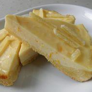Pomerančový koláč recept